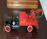 Seeking to purchase antique toy trucks including buddy l wreckering truck, buddy l wrecker parts,buddy l tow truck, t reproduction buddy l wrecker, old buddy l trucks for sale, craigslist buddy l toys, ebay buddy l ice truck